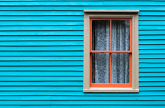 Bold. Brave. Beautiful. (vanessa violet) Tags: hww window windowwednesday house home boldbravebeautiful unique colour colourscheme vanessaviolet