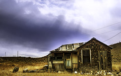 02469376423036-117-19-10-Gold Point Ghost Town-3 (Don't Mess With Jim) Tags: 2019 america fujifilmxt30 fujifilmxf1855mmlens goldpoint miningtown nevada october usa autumn clouds cloudy desert fall ghosttown