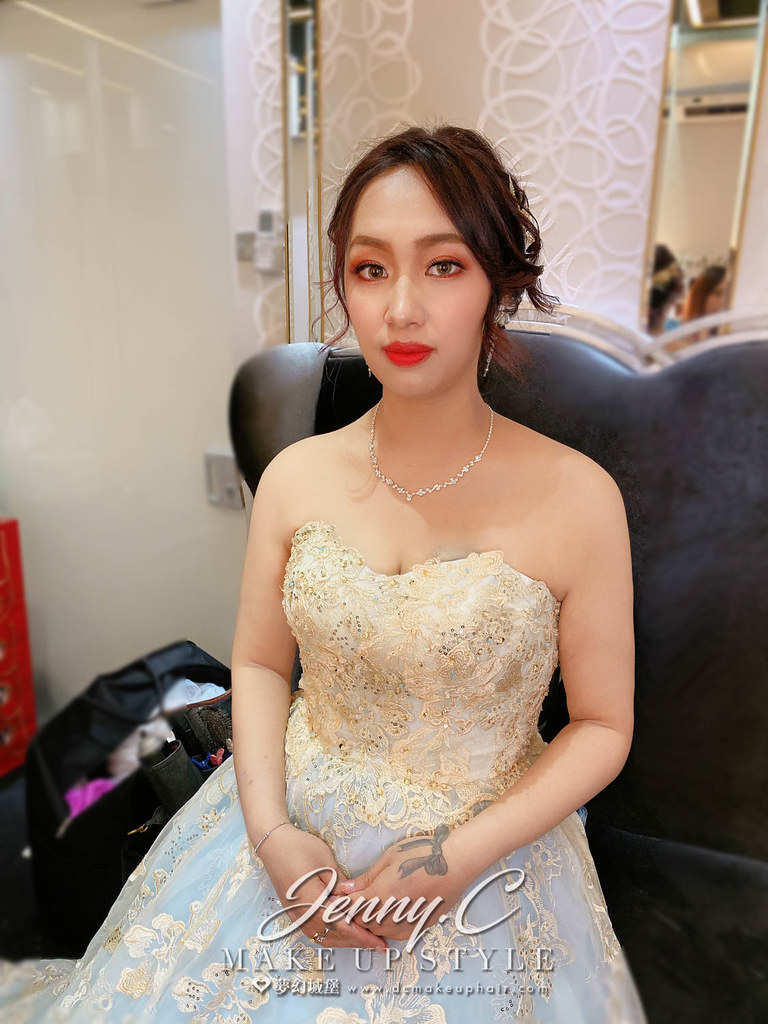 【新秘蓁妮】bride 千蕙 結婚造型 / 華麗公主,浪漫仙女
