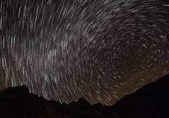 Stars seen from Kiso Mountain Range (takashi muramatsu) Tags: star stars night senjoujiki japan mountain composite nikon d810 千畳敷星空 星空 千畳敷 千畳敷カール