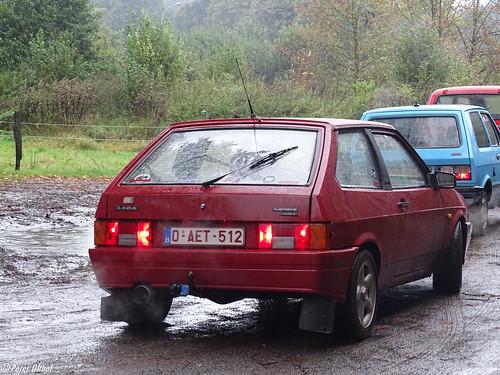 Lada Samara (VAZ 2108 Лада Самара / ВАЗ 2108) ©  peterolthof