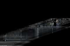 Street life - Chorzów 2017 (Tu i tam fotografia) Tags: kobieta woman street ulica city morning poranek urban miasto światło light streetphotography fotografiauliczna streetphoto candid outdoor polska poland snopświatła people wall ściana mur shadow cień
