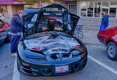 Ready for Halloween (kendoman26) Tags: hdr nikhdrefexpro2 october2019morrisilcruisenight morriscruisenight pontiac pontiactransam halloween decorated sonyalpha sonyphotographing sonya6000 selp1650
