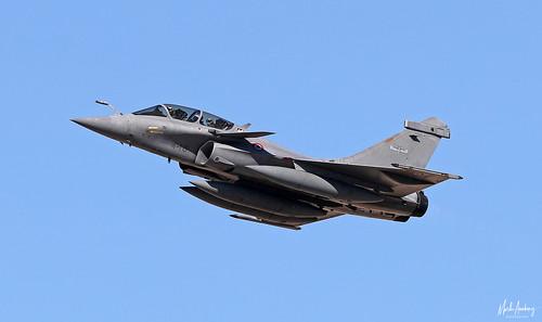 Armee de l'Air Dassault Rafale B 338/4-IO, EC 01.004, TLP 2019-3, Albacete AFB/LEAB