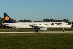D-AIRO (PlanePixNase) Tags: aircraft airport planespotting haj eddv hannover langenhagen lufthansa 321 a321 airbus
