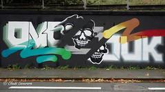RENNES GRAFFITI (claude 22) Tags: graffiti paint aero graffeur painting claude22 arte en la calle pintura las parades street art urban vivid color graff city rennes bretagne roazhon breizh france francia
