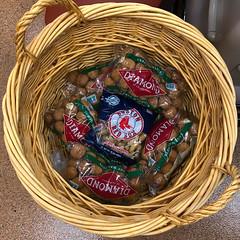 Nuts (Timothy Valentine) Tags: large basket 1019 redsox shopping 2019 squaredcircle tomarket whitman massachusetts unitedstatesofamerica