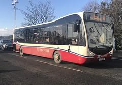 Borders Buses Optare Metrocity YJ17FWY 11708 (Daniely buses) Tags: service60 11708 yj17fwy optaremetrocity optarebus wcm westcoastmotors bordersbuses