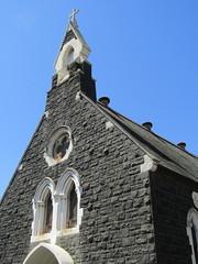 Former St Saviour's Church (Collingwood Historical Society) Tags: cf19 stone collingwood bluestone church