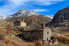 Automne en Hte Maurienne (Savoie 10/2019) (gerardcarron) Tags: automne autumn canoneos80d hautemaurienne hdr bonnevalsurarcecot savoie