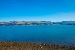 Beaumaris Bay (Geordie_Snapper) Tags: angelsey autumn beaumaris canon5d4 landscape september snowdonia sunny