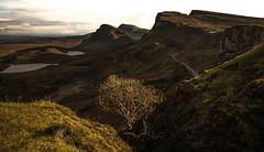The Quaraing Skye (Carol Marshy Photography) Tags: autumn oranges skye scotland hills mountains the quaraing