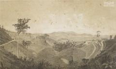 Estrada de Ferro D. Pedro II, uma parte da 2ª seção [1864] (Arquivo Nacional do Brasil) Tags: ferrovia ferrovias memóriaferroviária viaférrea arquivonacionaldobrasil arquivonacional nationalarchivesofbrazil nationalarchives