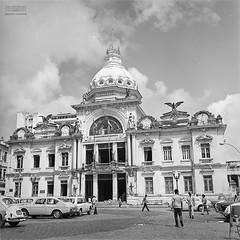 Palácio Rio Branco, Salvador (BA), em 1972 (Arquivo Nacional do Brasil) Tags: salvadorba salvador bahia históriadabahia nordeste regiãonordeste arquivonacional arquivonacionaldobrasil nationalarchivesofbrazil nationalarchives