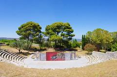 1116 Sicile Juillet 2019 - Palazzolo Acreide, Théâtre grec, Teatro di Akrai (paspog) Tags: palazzoloacreide théâtregrec teatrodiakrai sicile sicilia sicily juli july juillet 2019