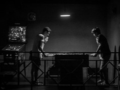 back to the future (*BegoñaCL) Tags: reto futbolín tablesoccer kids game candid begoñacl bg~ summertime