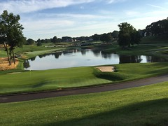 """TPC River Highlands, Holes 16 & 17 (rbglasson) Tags: """"tpc river highlands"""" cromwell connecticut golf landscape apple """"iphone 6"""""""