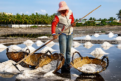 Salt Farming; Kampot (Valdas Photo Trip) Tags: cambodia kampot street photography happyplanet asiafavorites