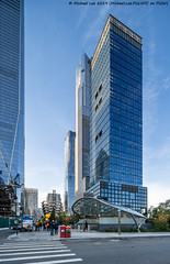 Hudson Yards (20191026-DSC07463) (Michael.Lee.Pics.NYC) Tags: newyork hudsonyards architecture shiftlens sony a7rm4 laowa12mmf28 magicshiftconverter vessel