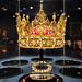 _DSC1459 - Christian IV's crown / Rosenborg Slot Crown Jewels