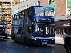 [LOAN] Stagecoach East 18347 - AE55 DKU (Hullian111) Tags: stagecoach east peterborough 18347 dennis trident alexander alx400 ae55dku ae55 dku transfer