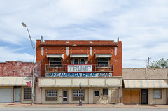 Great again (dangr.dave) Tags: ok oklahoma downtown historic architecture route66 bristow trump donaldtrump abandoned building makeamericagreatagain