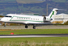 9H-JAD_02 (GH@BHD) Tags: 9hjad bombardier challenger challenger850 airxcharter belfastcityairport crj crj200 bhd egac bizjet corporate executive aircraft aviation airliner