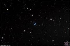 Planetary Nebula NGC 2371/2 (The Dark Side Observatory) Tags: tomwildoner night sky space outerspace meade lx90 telescope astronomy astronomer science canon deepsky deepspace weatherly pennsylvania observatory darksideobservatory tdsobservatory earthskyscience carboncounty meadetelescope canon6d meadeinstruments meadeinstrument ngc2371 ngc2372 planetarynebula gemini astrometrydotnet:id=nova3735305 astrometrydotnet:status=solved