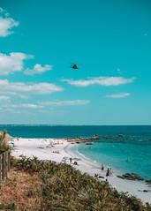 P1010822 (rozenn.rgr) Tags: lumixgx80 lumixgx85 lumixg 25mm 25mmf17 brest brestcity finistere fouesnant begmeil m43 micro43 fourthirds sea beach holiday summer