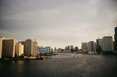 87870006 (Sato244) Tags: lca lomo gold200 tokyo 築地大橋