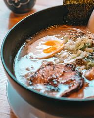 P1020593 (rozenn.rgr) Tags: ramen brest brestcity bretagne finistere lumixgx80 lumixgx85 1235mmf28 1235mm lumixg micro43 m43 food foodporn japanesefood