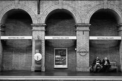 Underground (ralcains) Tags: england london blackwhite blancoynegro bw blackandwhite monochrome monochromatic monocromo monocromatico greyscale calle fotografiadecalle street streetphotography telemetrica rangefinder leica leicam leicam240 m240 50mm summicron