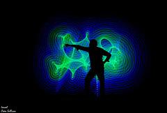 Lightpainting (2/3) (Ismael Owen Sullivan) Tags: ligth largaexposicion lightpainting luz longexposition laguadia wallpaper colors colores color nikon night noche nocturno neon digital d5300 dark foto fotografia photography pontevedra europa europe exposicion españa exposition spain galicia