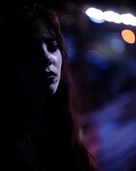 Marissa (magnus230) Tags: model halloween marissa fujifilm xt2 metabones speedbooster rokkor 58mm 12