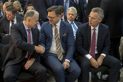 Secretary General and North Atlantic Council visit Ukraine (NATO) Tags: odesa ukraine nato otan secretarygeneral jensstoltenberg nac northatlanticcouncil