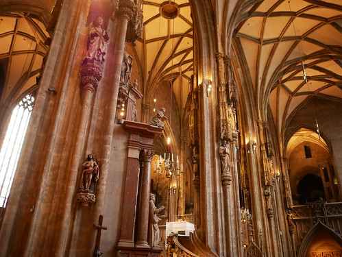 ウィーン・シュテファン大聖堂20190924 St. Stephen's Cathedral, Vienna