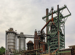 IMG_8473 (karl-heinz.nelsen) Tags: industrie hattingen henrichshütte stahlwerk hochofen