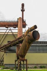IMG_8455 (karl-heinz.nelsen) Tags: industrie hattingen henrichshütte stahlwerk hochofen