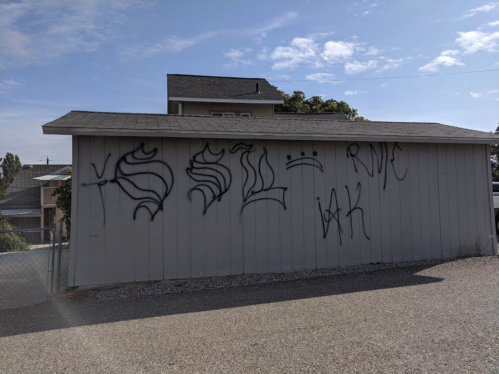The World's Best Photos of graffiti and wenatchee - Flickr