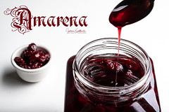 Black Cherry (Giovanni Contarelli) Tags: food red black cherry drink glassmaterial closeup fruit nopeople gourmet jar organic liquid foodanddrink preserves freshness refreshment drinkingglass berryfruit sweetfood woodmaterial white everypixel