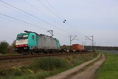 LINEAS 186 123-6 Containerzug, Waghäusel (michaelgoll777) Tags: lineas br186 traxx atlu