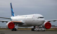 Garuda Indonesia Airbus A330-941 F-WWKV (PK-GHE) (RuWe71) Tags: garudaindonesia gagia garuda indonesia jakarta airbus airbusa330 airbusa330neo a330 a330neo a339 a330941 a330900 airbusa330900 airbusa330900neo airbusa330941 fwwkv msn1947 pkghe toulouseblagnac toulouseblagnacairport toulouse blagnac aéroportdetoulouse aéroporttoulouseblagnac tls lfbo widebody twinjet tug towtruck