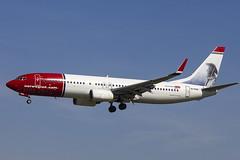 EI-FHH | Norwegian Air International | Boeing B737-8FZ(WL) | CN 31713 | Built 2010 | BCN/LEBL 30/03/2017 | ex LN-NOV (Mick Planespotter) Tags: eifhh norwegian air international boeing b7378fzwl 31713 2010 bcn lebl 30032017 lnnov aircraft airport 2017 b737 b738 elprat barcelona spotter aviation avgeek jet plane planespotter airplane aeroplane