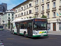 Irisbus Citelis 12 - LPP 110 (Pi Eye) Tags: irisbus iveco citelis citelis12 gnv cng erdgas gaz ljubljana lpp