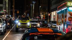 Abushi Event (Andre Moreno Meida) Tags: fire halloween flamethrower cars exotics lambo lamborghini urus nypd money heist la casa de papel