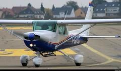 F-GJCO (ACAF spotter) Tags: acaf sxb lfst cessna c152 152