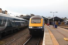 Inverness station 2019-10-26 (Michael Erhardsson) Tags: inverness scotland great britain resa tågresa 2019