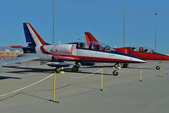 L-39Z0 Albatros N439ML (skyhawkpc) Tags: 2019 pikespeakregionalairshow colorado allrightsreserved garyverver coloradosprings co cos kcos coloradospringsairport copyright airshow aircraft airplane aviation aerovodochody l39z0 albatros 731020 n439ml