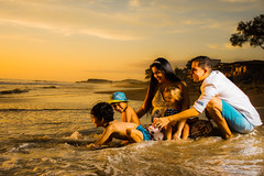 Family (luisbajanai) Tags: baby bab babyportraits babies family familyportraits familyportraiture familia face father familylove happyfamily infant embarazo pregnancy portraits portraiture portrait photoshoot pregnant sunse sunset sun ecuador beach playa