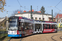 RP 648 (Garamvölgyi Gergő) Tags: bombardier ngt6 rp 648 krakow tram linie 8
